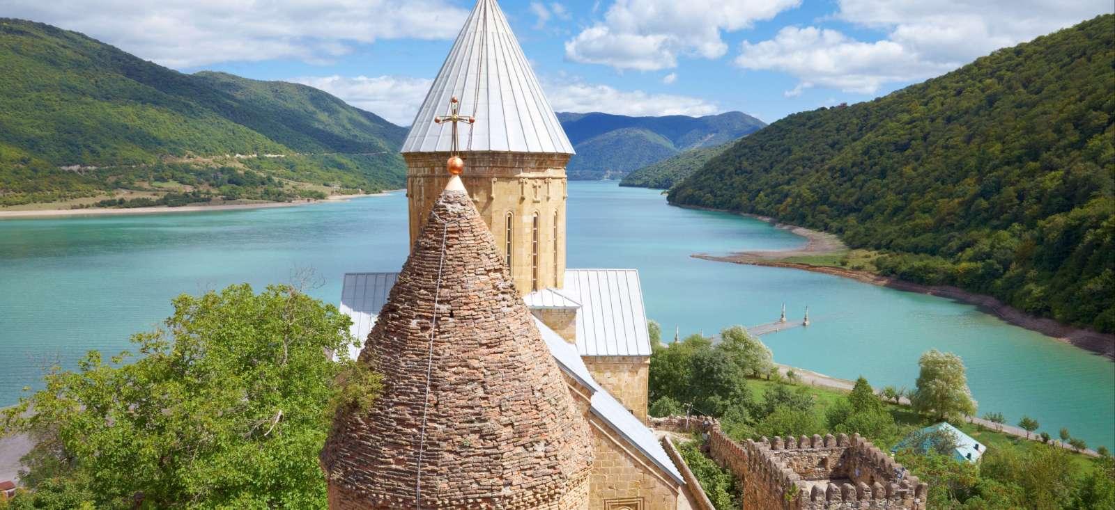 Voyage à pied : Petite escapade géorgienne