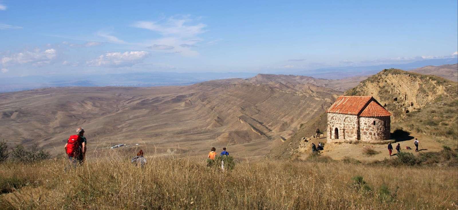 Voyage à pied : Le Caucase intégral