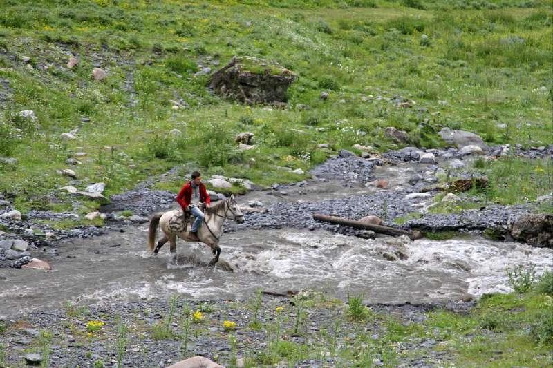 Image La Touchétie à cheval, ça touche forcément!