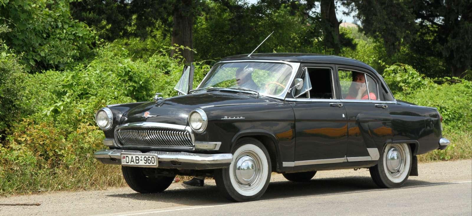 Voyage à pied : Une Volga peut en cacher une autre