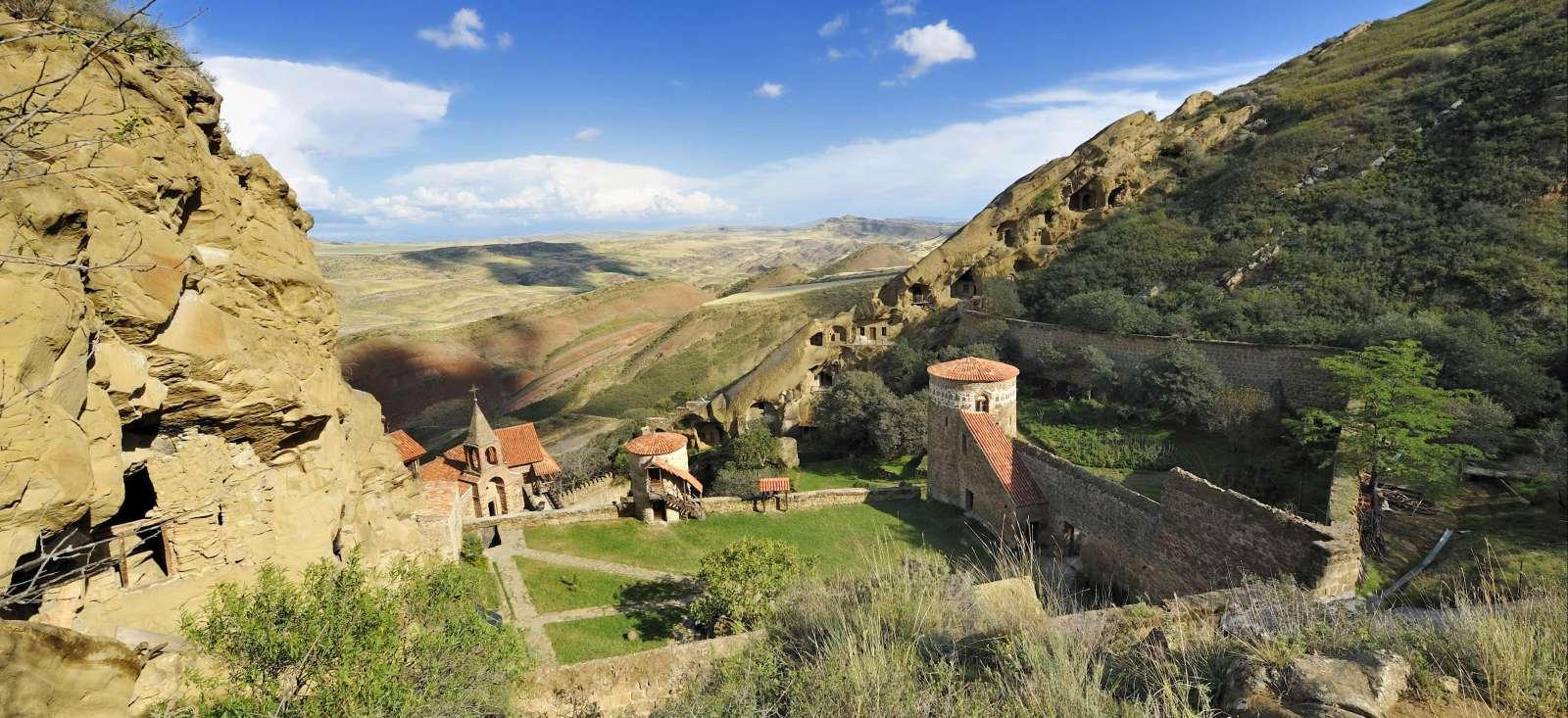 Voyage à pied : Géorgie, à l\'ombre du Caucase