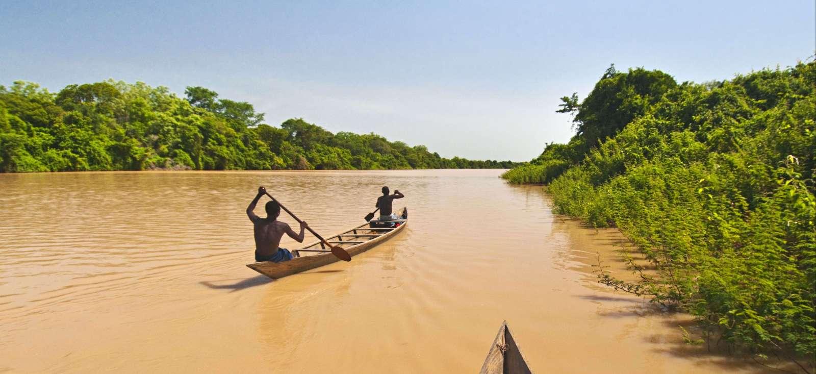 Voyage à pied : Best of Ghana