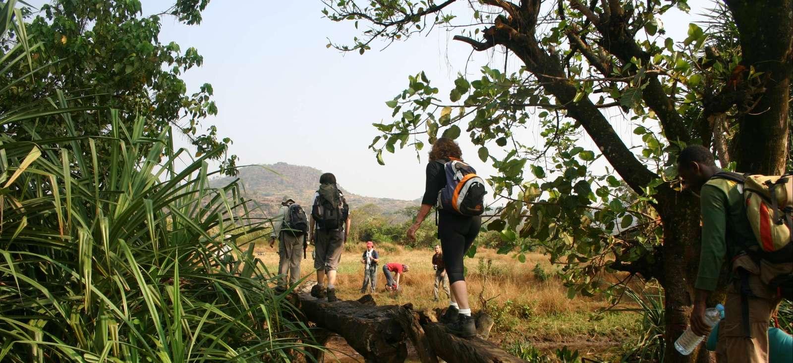 Voyage à pied : Au cœur du Fouta-Djalon