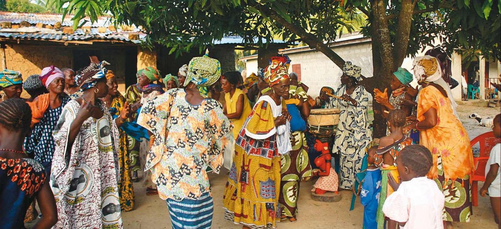 Voyage à pied : Musique, danses et traditions Soussous