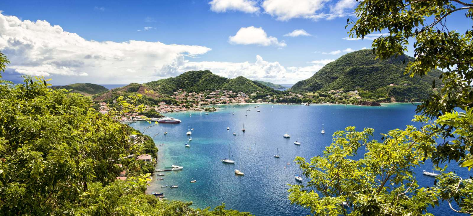 Voyage à pied : Guadeloupe, l\'archipel papillon