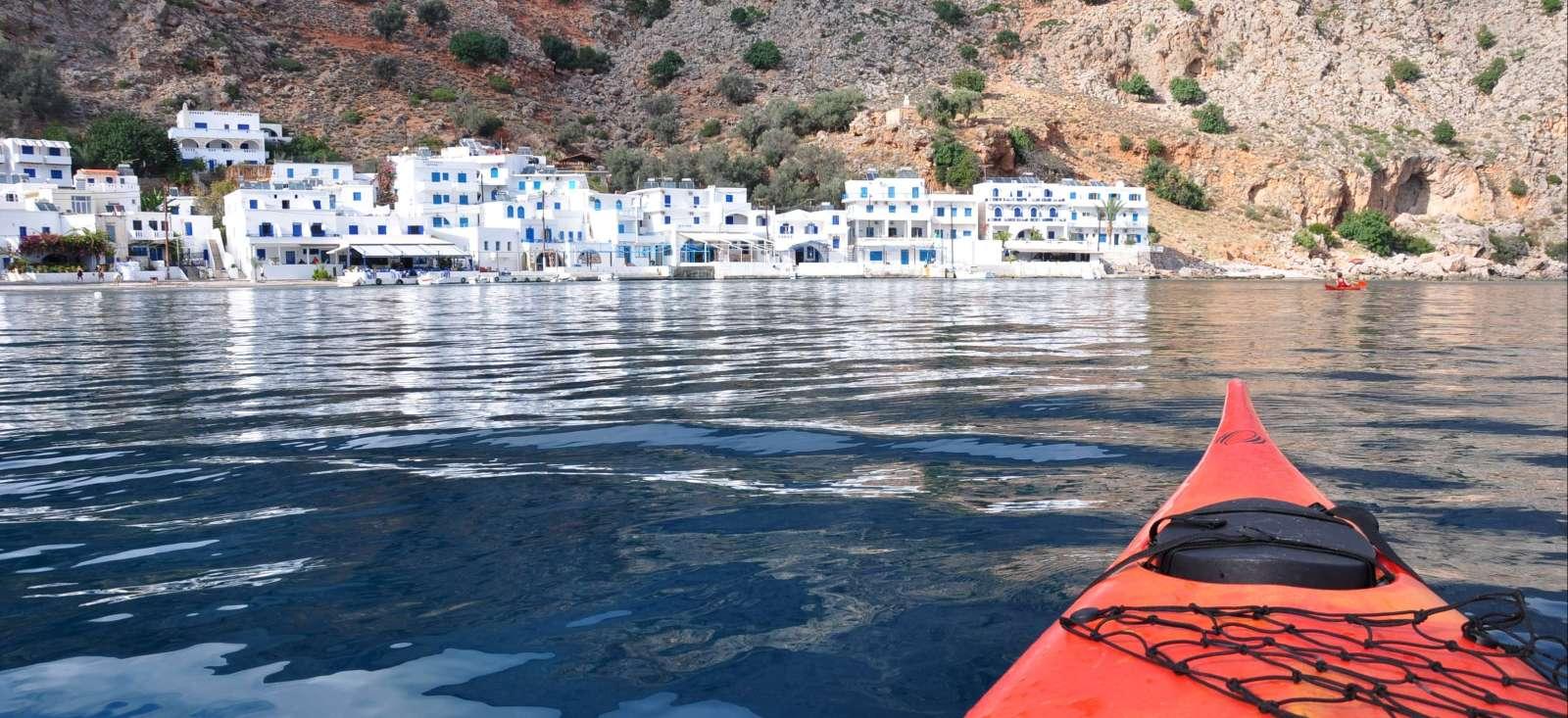 Voyage sur l'eau : Grèce : Kayak et rando sur la côte sud
