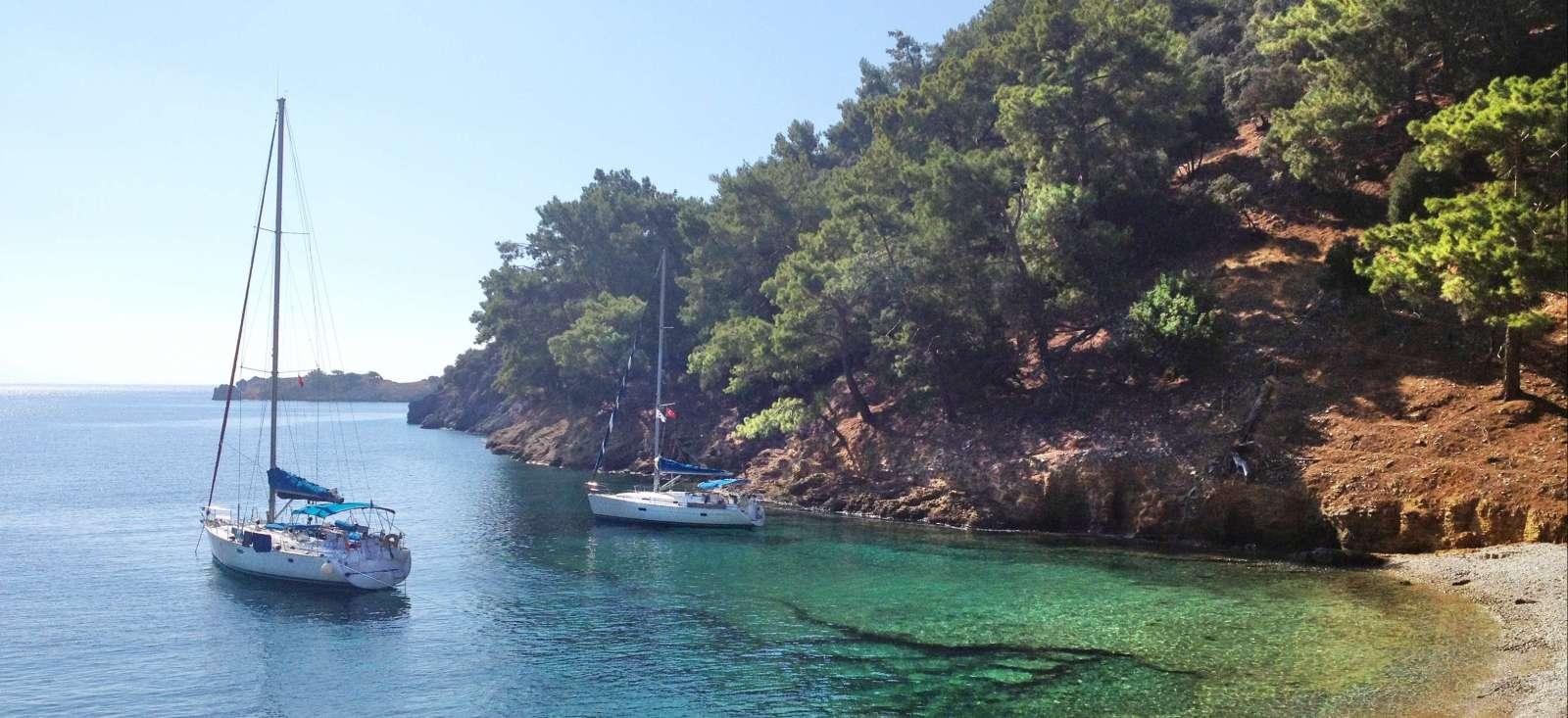 Voyage sur l'eau : Grèce : Un voilier au pays d\'Ulysse