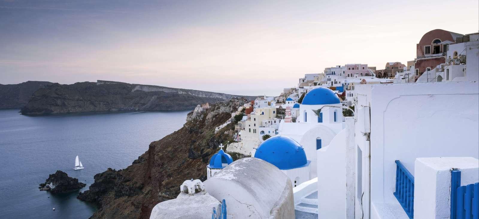 Voyage à pied : Les îles du grand bleu