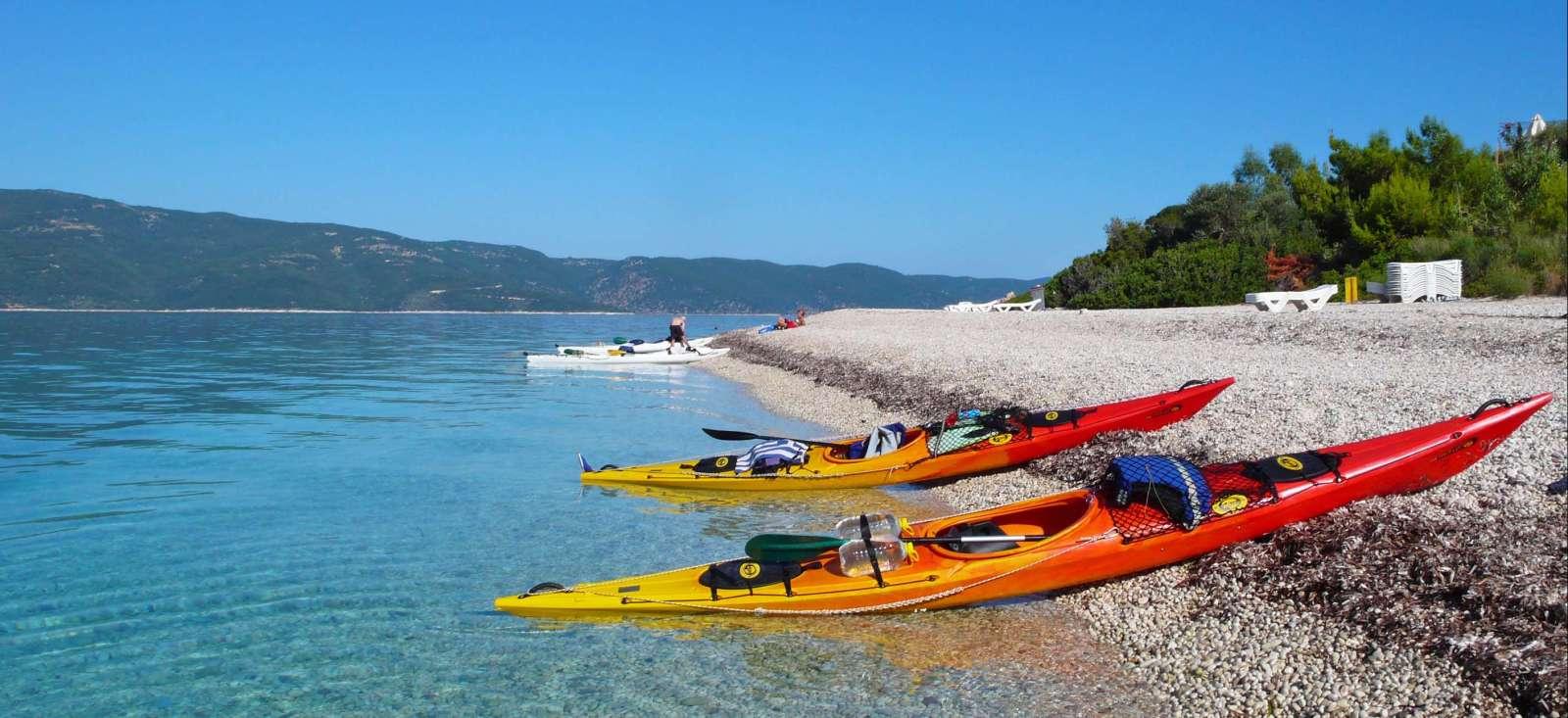 Voyage sur l'eau Grèce : Les îles ioniennes au fil de l\'eau !