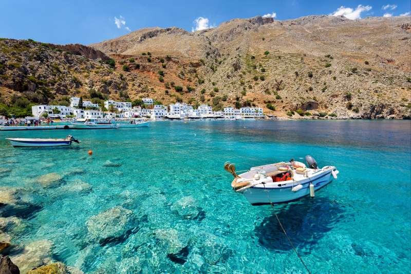 Rando Crete Un Deux Trois 238 Les Grecques Nomade
