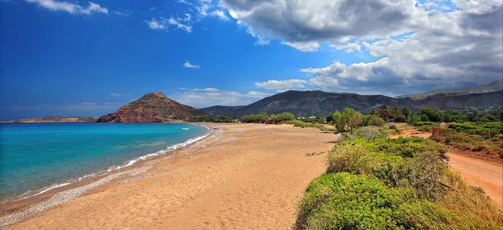 Voyage à pied : Sur les chemins de la Crète orientale