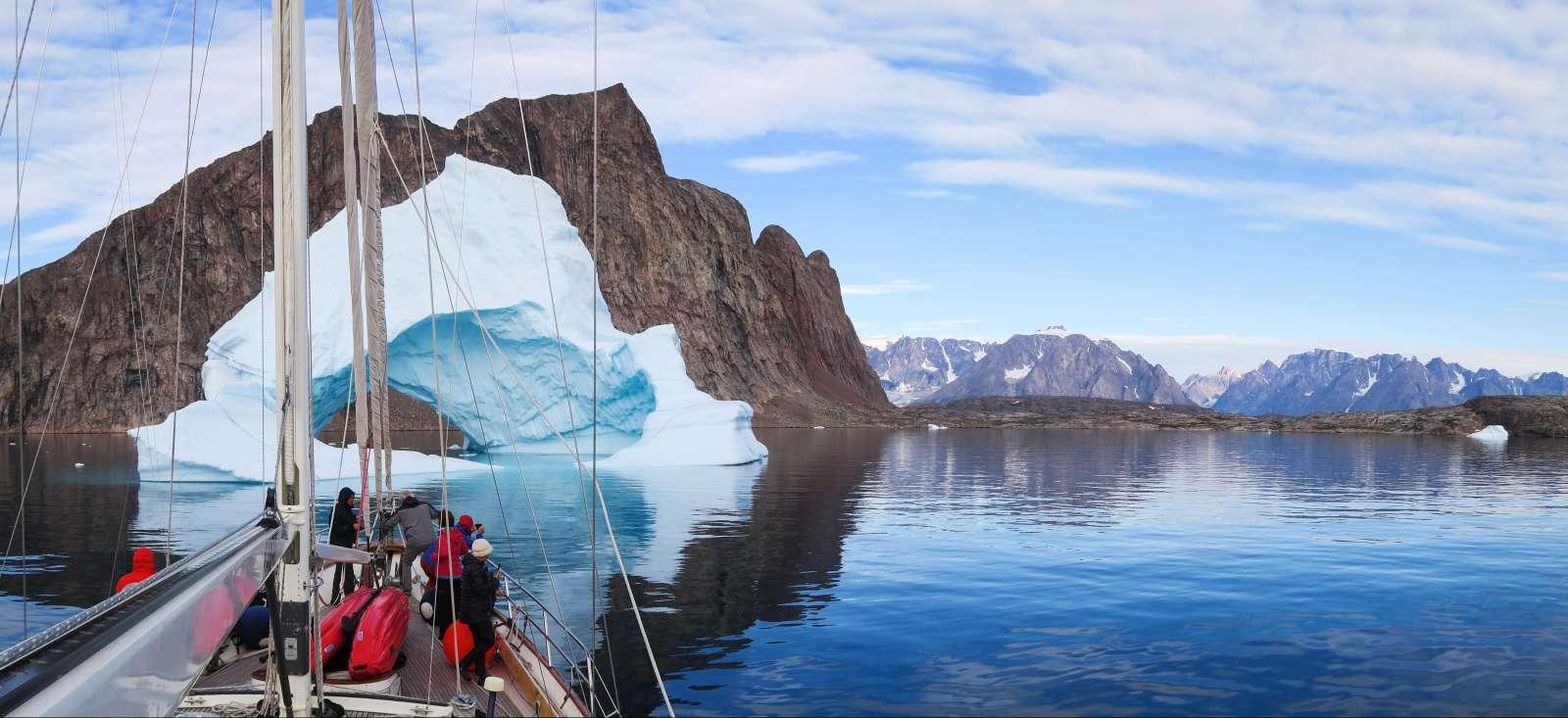 Voyage à pied : Groenland : Au cœur du Scoresby