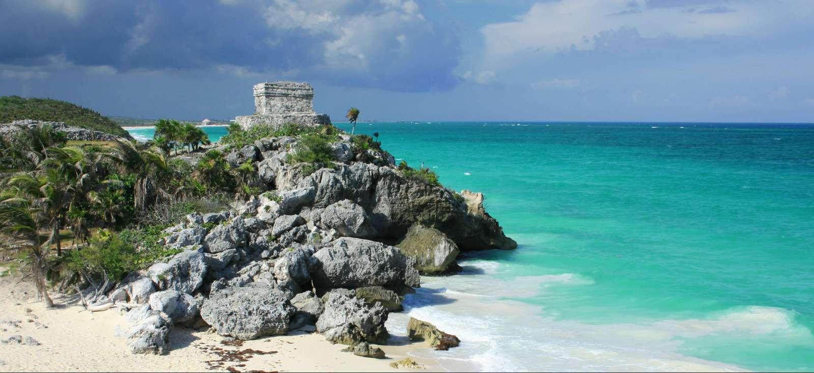 Voyage à pied : Escapade Maya et péninsule du Yucatan