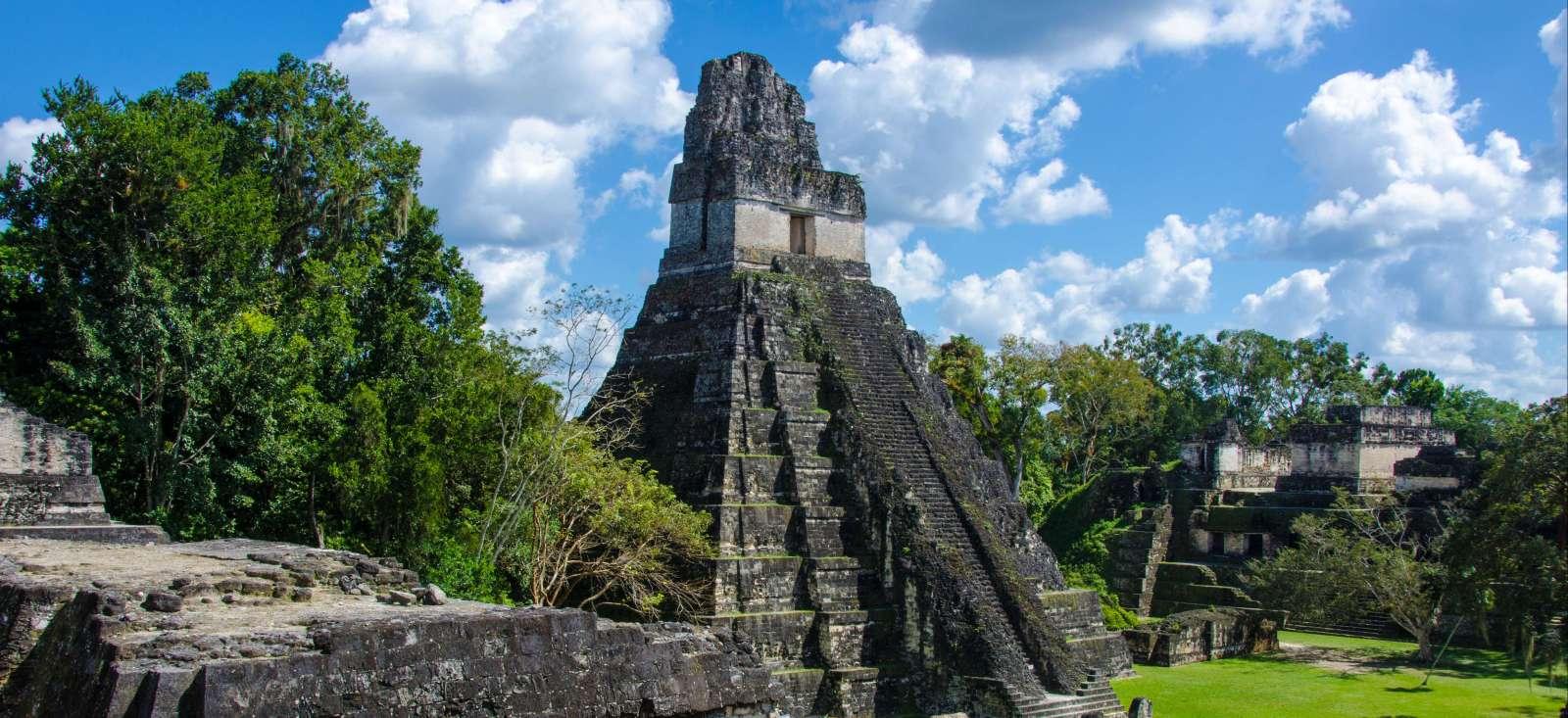 Voyage à pied : Balade en pays maya