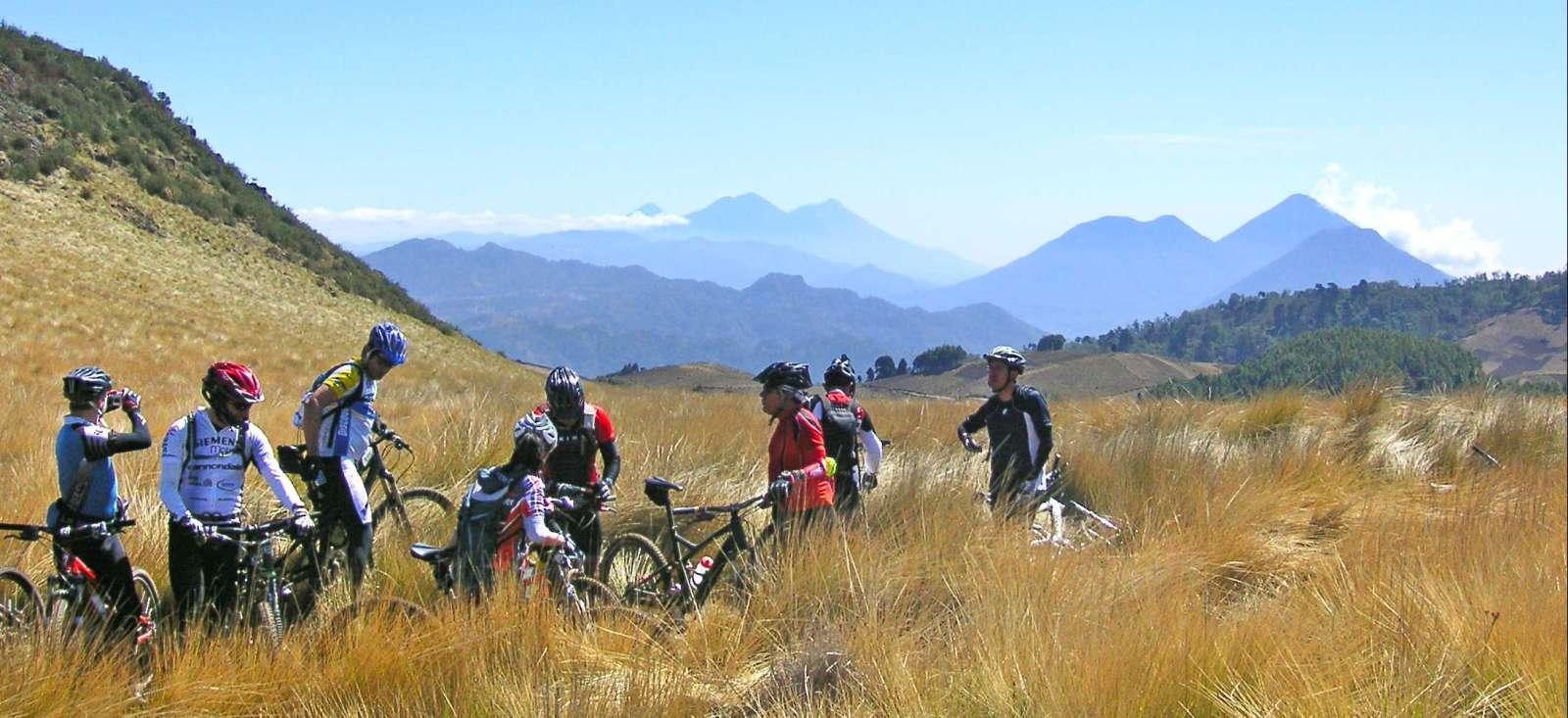 Voyage en véhicule : Le Guatemala à vélo