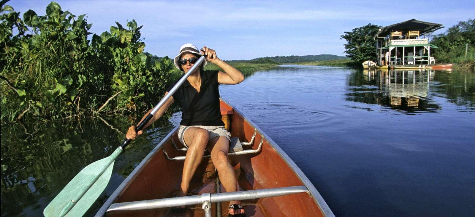 Voyage à pied Guyane : Les Incontournables de la Guyane
