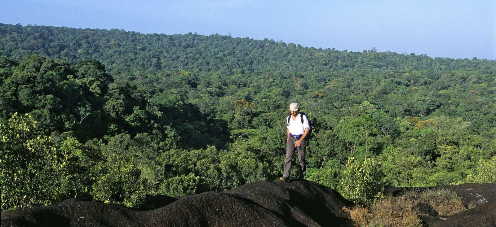 Voyage à pied : Au coeur de l\'Amazonie