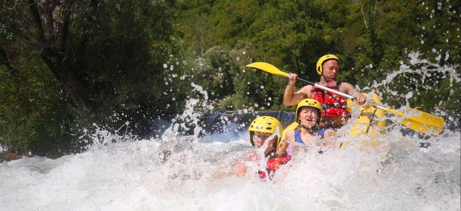 Voyage sur l'eau Croatie : L\'aventure Dalmate