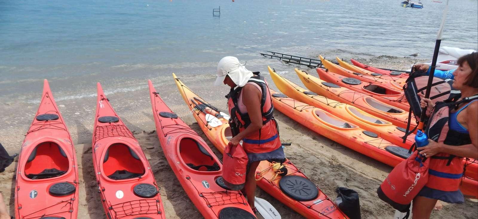 Voyage sur l'eau Croatie : Les îles Elafites en kayak de mer