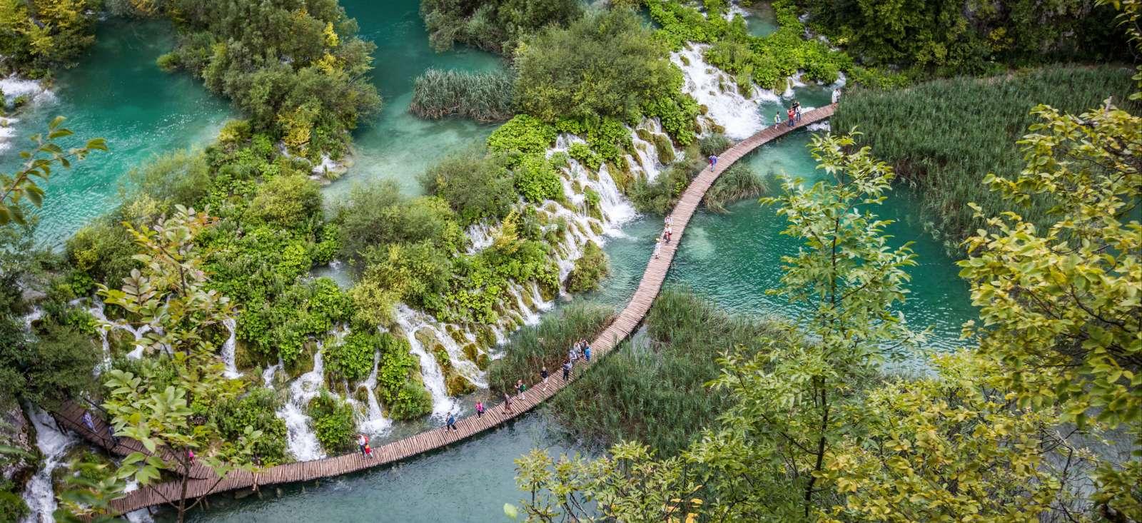 Voyage à pied : Découverte des Parcs Nationaux