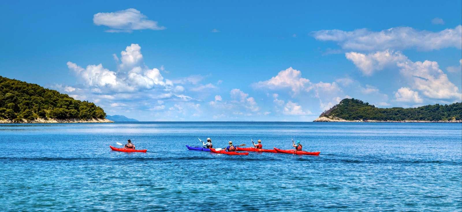 Voyage à pied : La Croatie version multi-activités