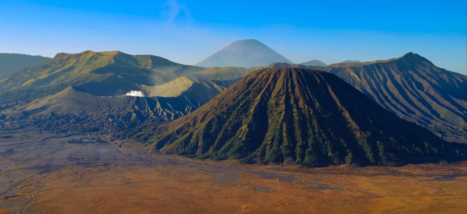 Voyage à pied Indonésie : La ronde des volcans