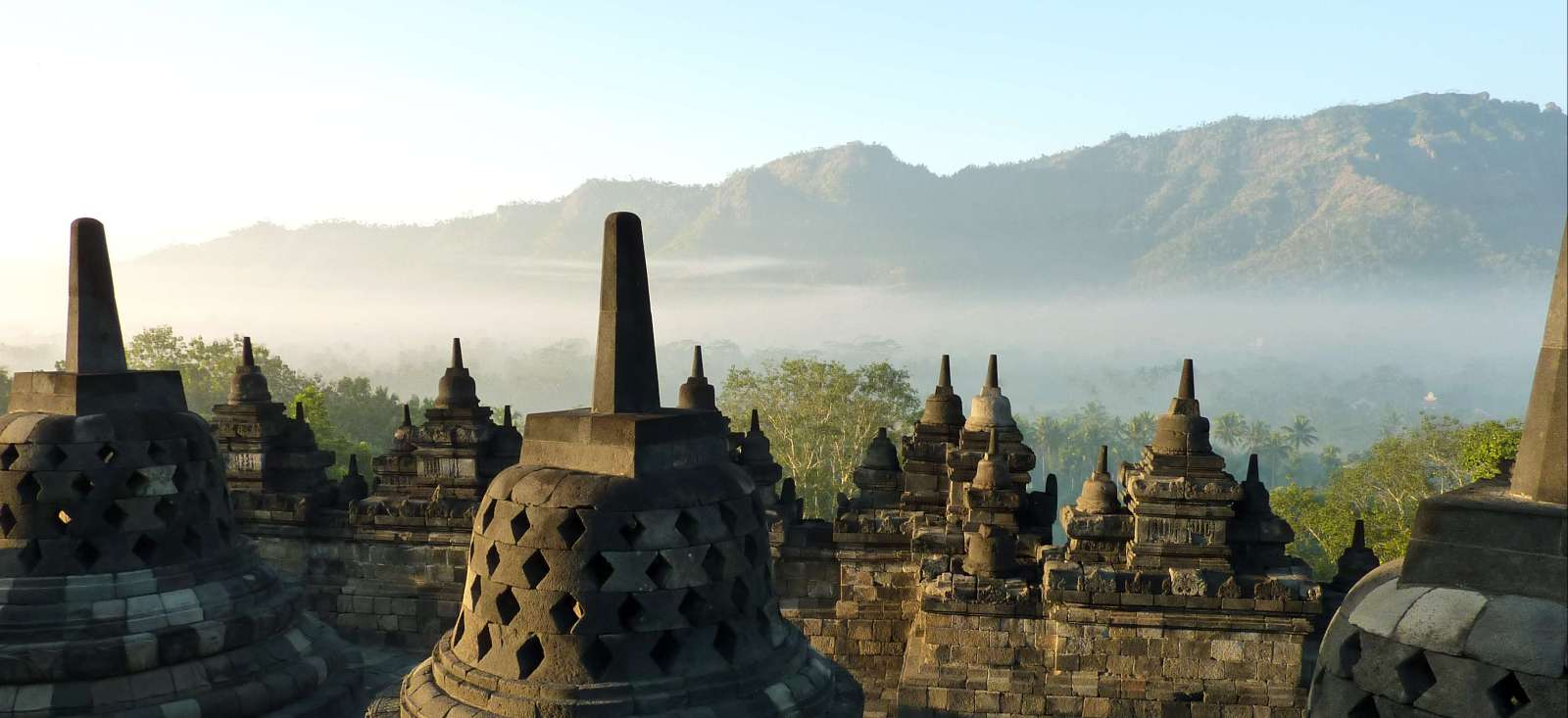 Voyage à pied : Best of Java-Bali