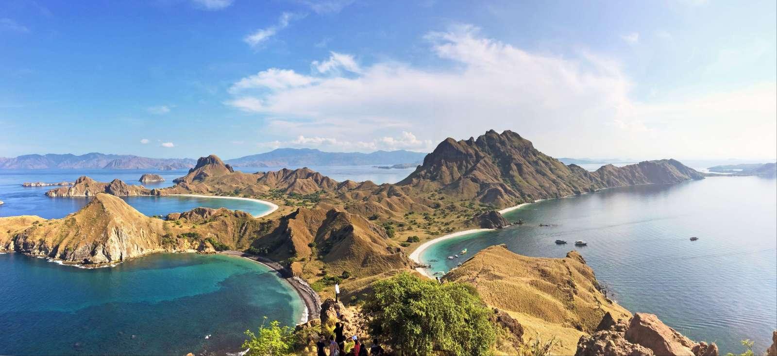 Voyage à pied : Flores, l\'Indonésie méconnue!