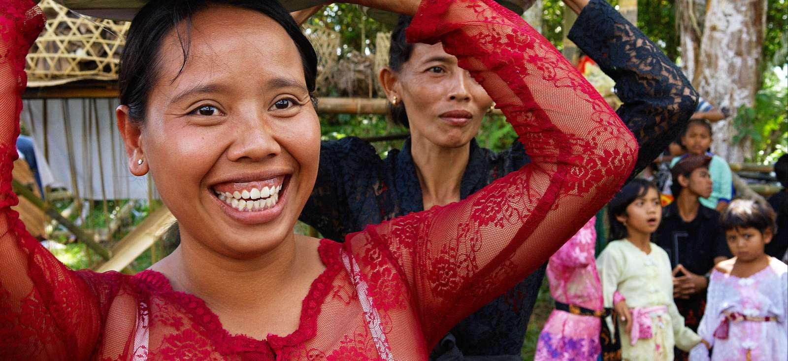 Voyage en véhicule : Bali, ce n\'est pas que pour les enfants !