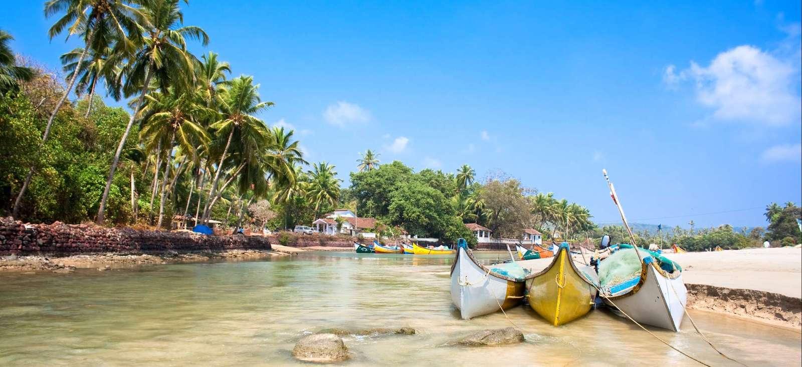 Voyage à pied : Inde : Karnataka et plages de Goa