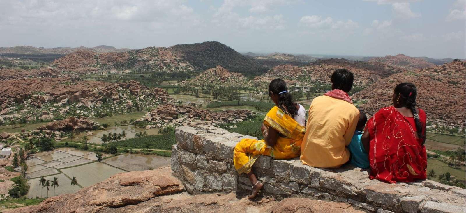 Voyage en véhicule Inde : L'Inde dans les grandes lignes