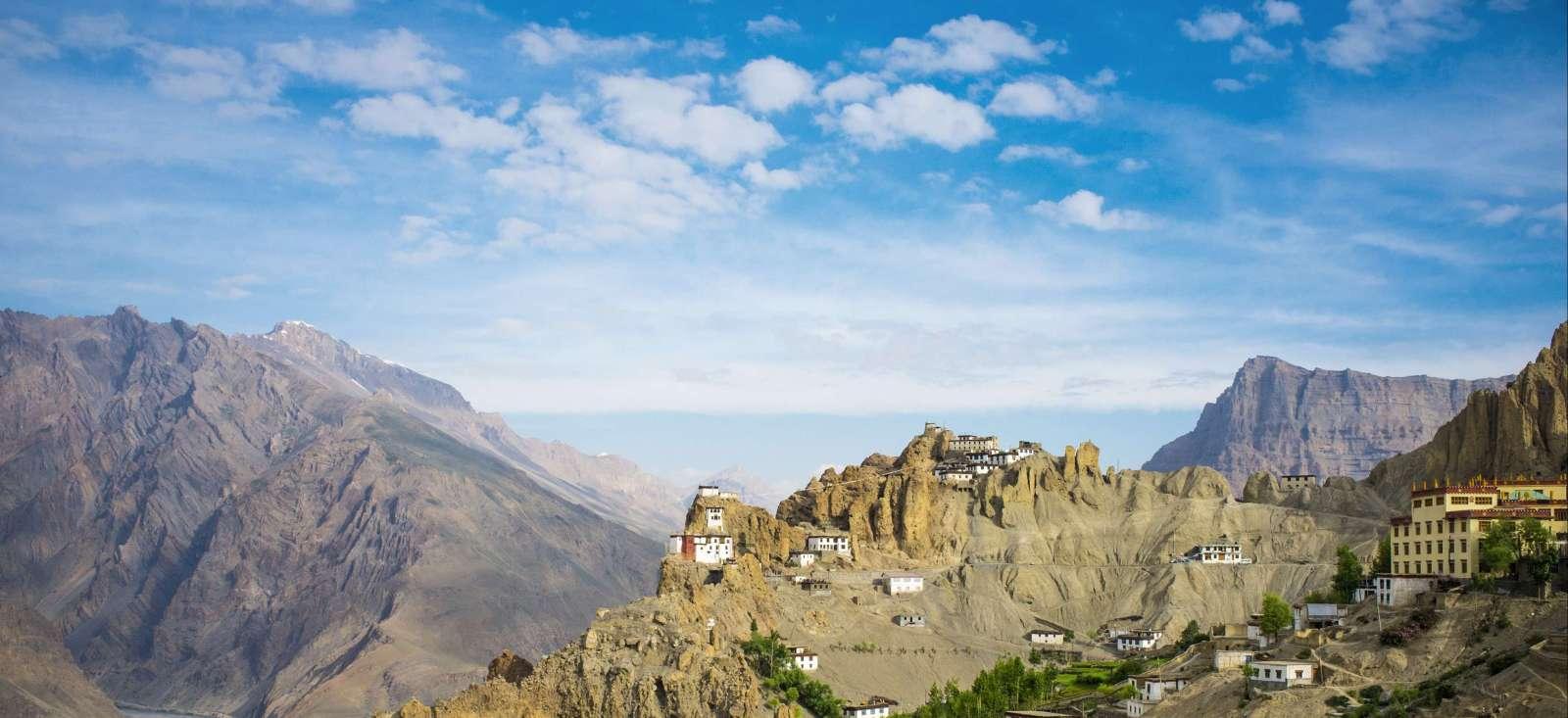 Voyage à pied Inde : Spiti : Trek au petit Tibet !