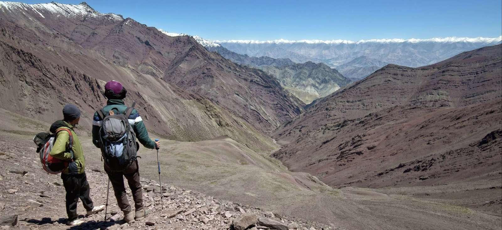 Voyage à pied Inde : Trek de la Markha et Vallée de l\'Indus