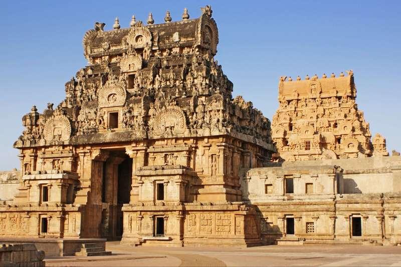 Image Incontournables du Tamil Nadu et du Kerala