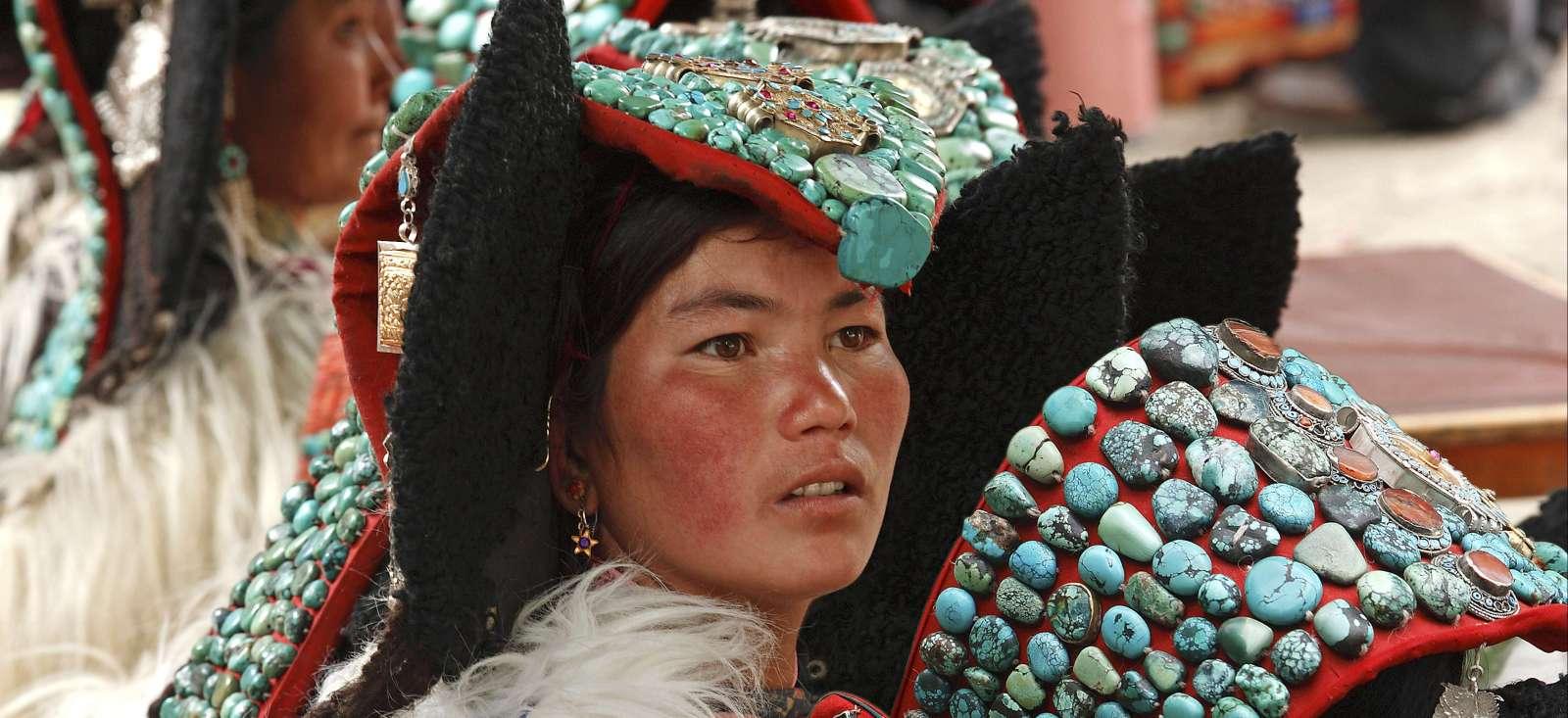 Voyage à pied Inde : Trek chez les ladakhis