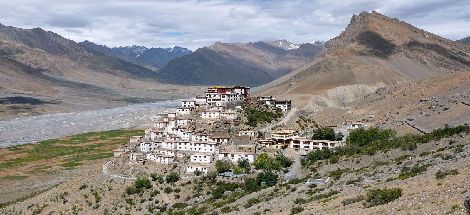 Voyage à pied Inde : Le Spiti par la Transhimalayenne