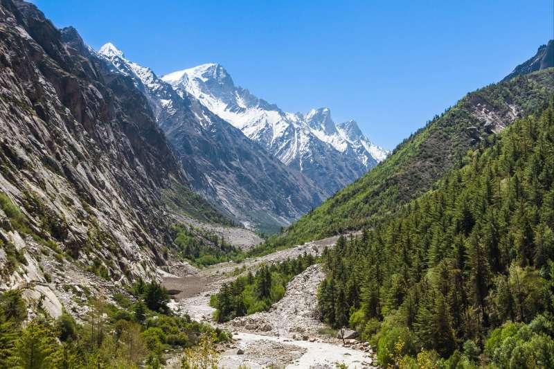 Voyage à pied : Les Sources Sacrées du Gange