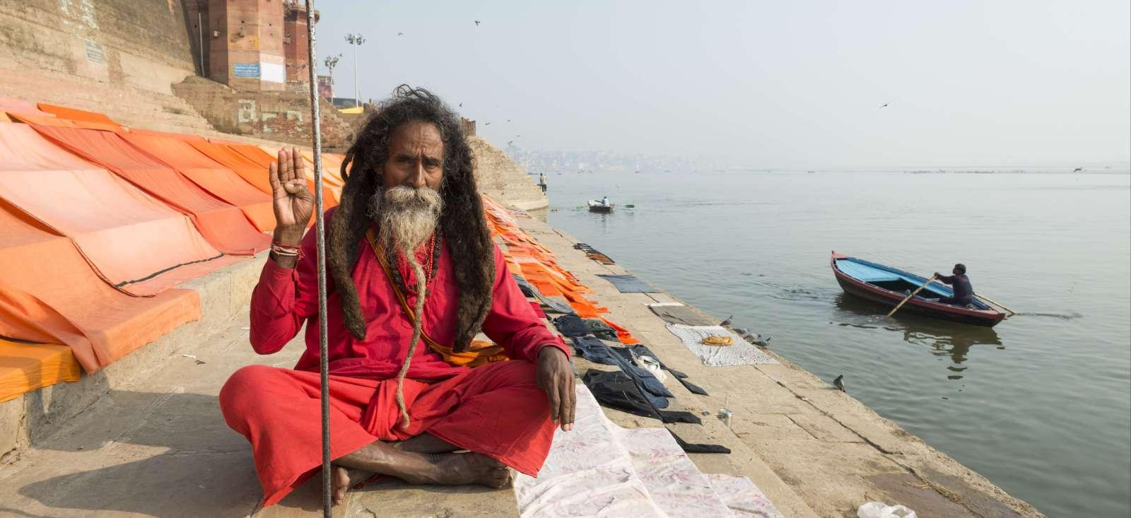 Voyage à thème Inde : L\'Inde du Nord, j\'en suis Yogaga