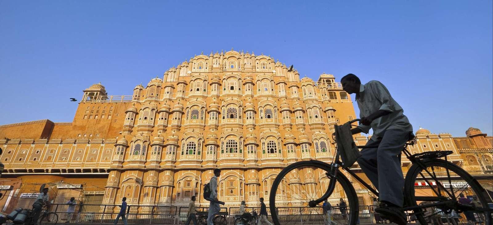 Voyage en véhicule : Le Rajasthan à vélo