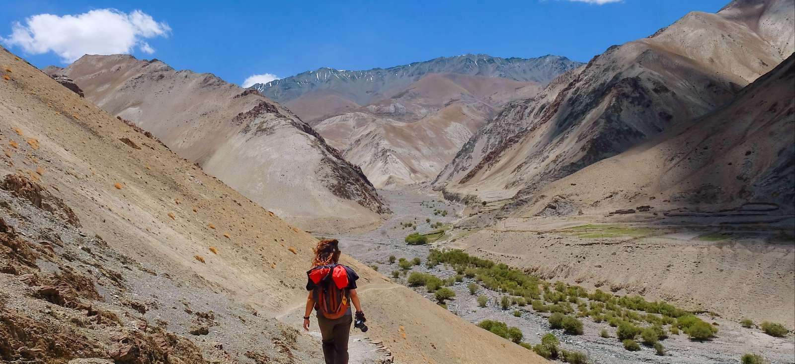 Voyage à pied : Inde : Trek de la Markha et Vallée de l\'Indus