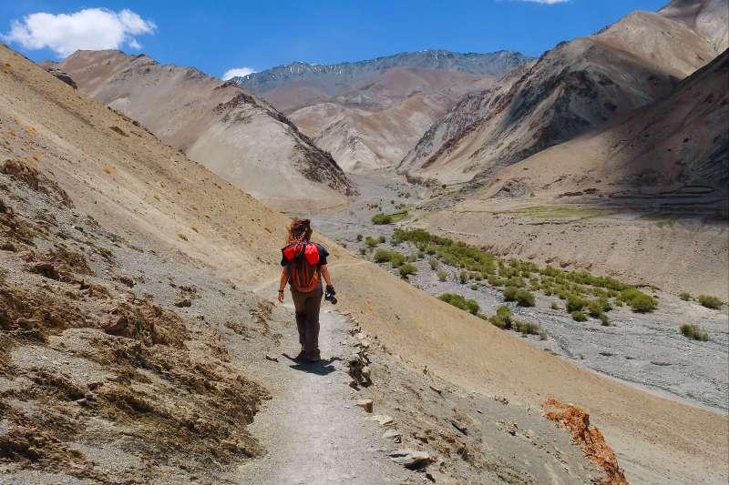 Voyage à pied : Trek de la Markha et Vallée de l\'Indus