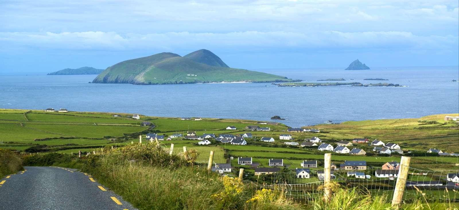 Voyage à pied Irlande : De la péninsule de Dingle aux îles Skellig