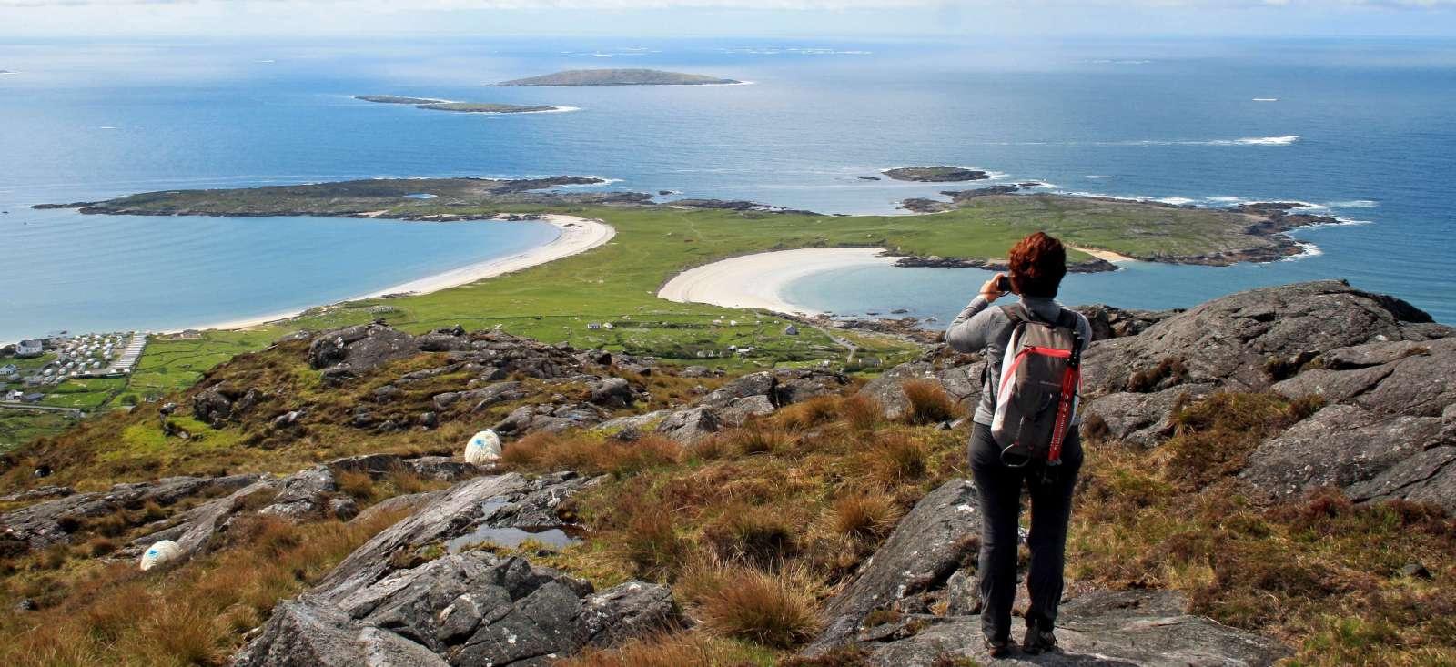 Voyage à pied Irlande : Iles et mystères de l\'ouest irlandais
