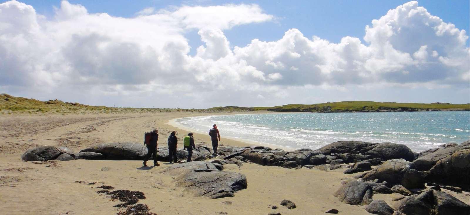 Voyage à pied : Connemara et Iles Atlantiques en auberge