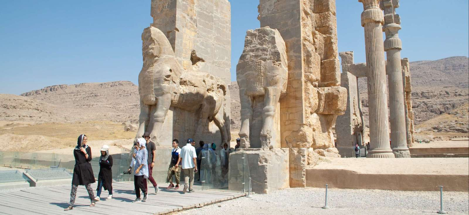 Voyage à pied : Le best of Iran