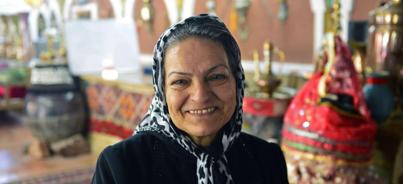 Voyage à pied : Absolut Iran