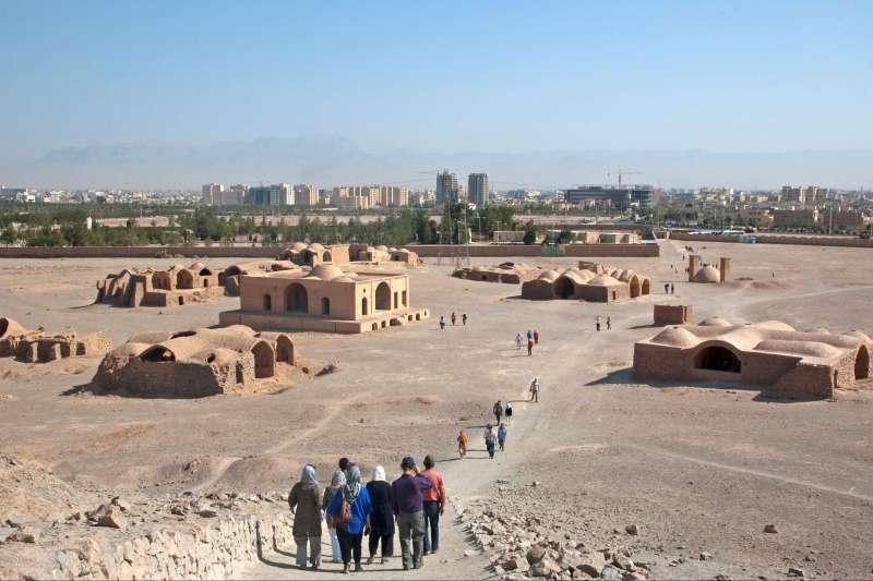 Voyage à pied : Yazd\' pas d\'problème : bienvenue en Iran