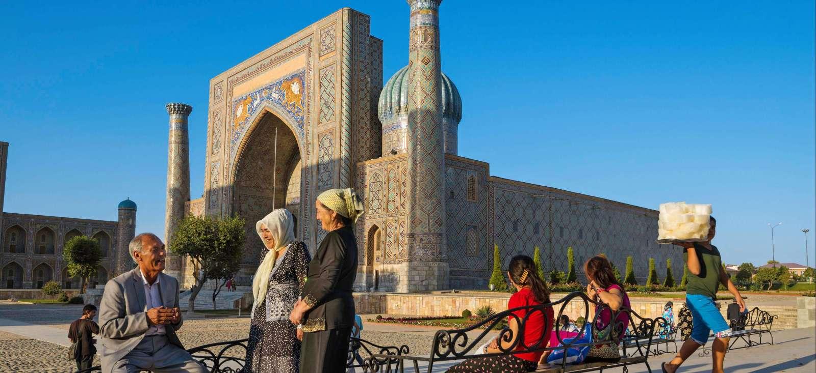 Voyage à pied : De Persépolis à Samarcande