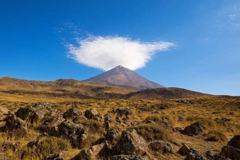 Voyage à pied : L\'Iran entre sommets mythiques et découvertes