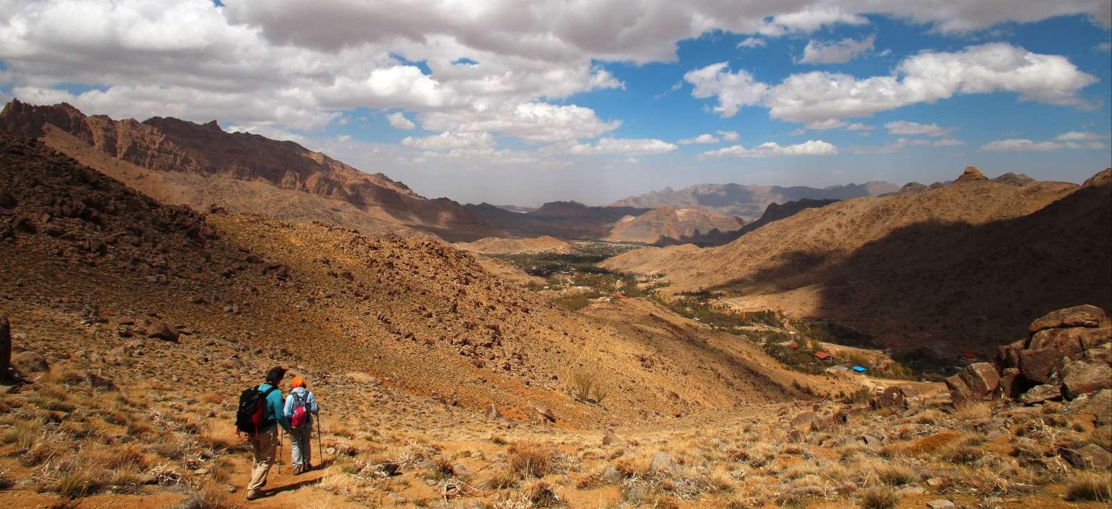 Voyage à pied : Ascension du Damavand et splendeur de Perse